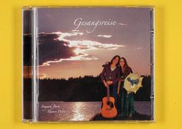 CD Gesangsreise - Lieder aus aller Welt             mit Irmgard Born & Therese Wyss