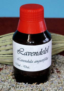Lavendelöl (Lavendula angustifolia)