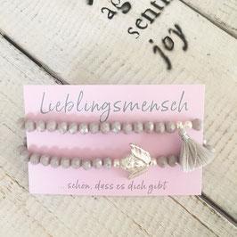 """Armband """"Angel"""" zu Weihnachten"""