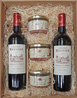 Präsent Bordeaux