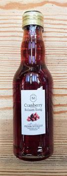 Cranberry Balsam-Essig