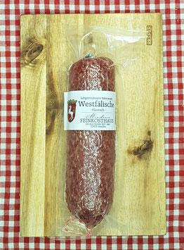 Westfälische Mettwurst - Klassisch - 300 Gramm