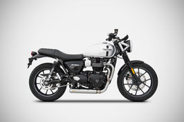 ZARD STREET TWIN 16-19 CROSS FULL KIT
