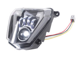 DUKE 690 LED Headlight