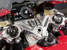 PANIGALE V4 Top Fork Plate