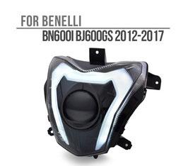 BN600i BJ600GS 12-17 LED Headlight