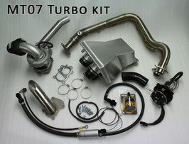 MT-07 TURBO KIT