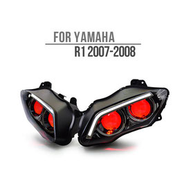 YZF-R1 07-08 Headlight V2
