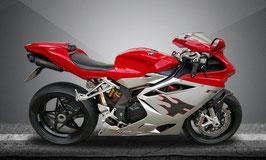 F4 1000R / RR GP-PRO Slip-on