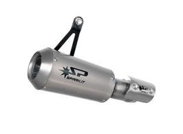 SPARK GSX-R1000 MOTOGP SLIP ON
