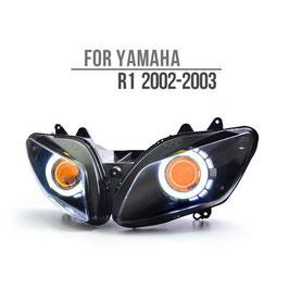 YZF-R1 02-03 Headlight
