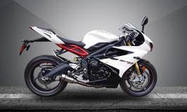 DAYTONA 675R 13-17 FLAME Slip-on