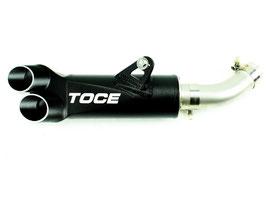 GSX-R600/750 06-07 Razor Tip Slip on