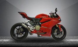 PANIGALE FLAME 2 Slip-on
