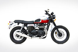 ZARD SCRAMBLER 2016 LOW MOUNT FULL KIT