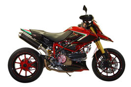 HYPERMOTARD 796 OVAL Slip-on