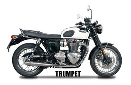 BONNEVILLE T120 TRUMPET Slip-on