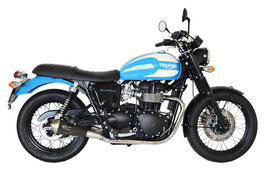 BONNEVILLE T100 05-15 MEGAPHONE Slip-on