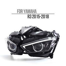 YZF-R3 15-18 LED Headlight V2