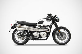 ZARD BONNEVILLE T120 16-19 HIGH MOUNT FULL KIT