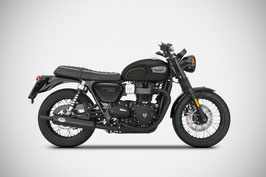 ZARD BONNEVILLE T100 BOTTLE SILENCERS