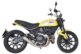 SCRAMBLER GP Style Slip-on