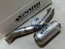ZX10R 16-17 MotoGP D-CAT Exhaust