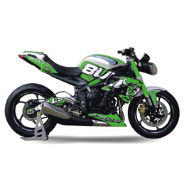 Streettriple 13-17 BULLS Green
