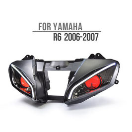 YZF-R6 06-07 Headlight V2