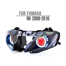 YZF-R6 08-16 Headlight V1