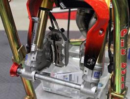 "FFR DAYTONA 675R 11- クイックリリースキット Front Daytona 200"" Winner モデル"