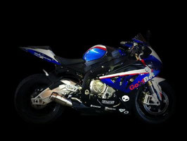 S1000RR 15-17 FLAME Full-system