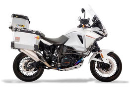 Vandemon KTM 1190-1290 Adventure Titanium Full System
