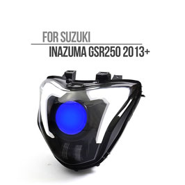 GSR250 13- Full LED Headlight V2