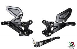 GSX-R 1000 17-18 Rear set