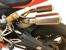 PANIGALE 899/959 Undertail Full Titanium Exhaust