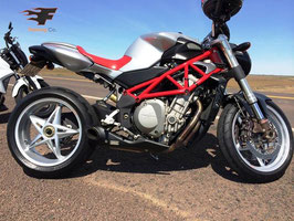 BRUTALE 910 S/R WILLY MADE Full-system