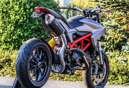 HYPERMOTARD 821 FORCE Slip-on HIGH