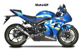 GSX-R1000 2017 MotoGP Slip-on