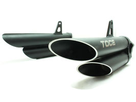 ZX10R 06-07 T-Slash Slip-on