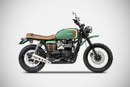 ZARD SCRAMBLER SPECIAL EDITION FULL KIT UNICA