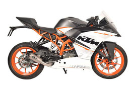 RC 390 MotoGP Slip-on