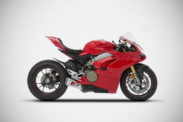 ZARD PANIGALE V4 COMPENSATED EXHAUST