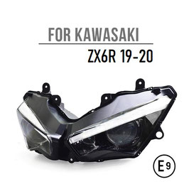 ZX6R 19-20 LED Headlight