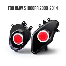 S1000RR 2009-2014 V1 LED Demon Eye Headlight