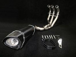 MT-09 Full System Titanium