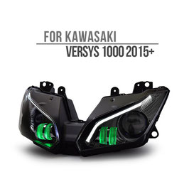 Versys 650/1000 15-16 Headlight V2