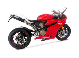 ZARD PANIGALE 1199 UNDER SEAT FULL KIT