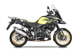 V-STROM 1000 14-19 Fighter Slip-on