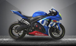 GSX-R 1000 09-16 WILLY MADE Full-system